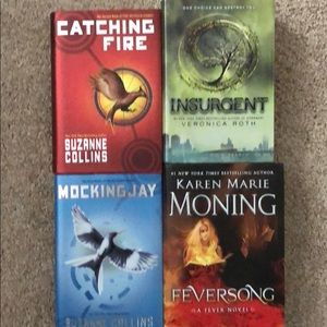 Other - Bundle of 4, Young Adult Books